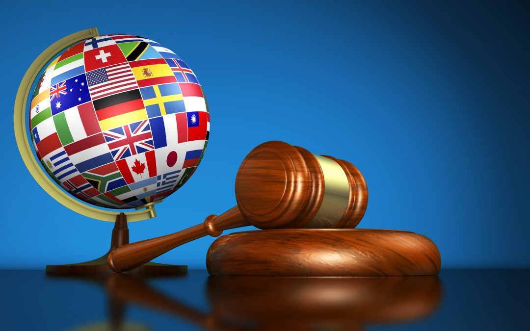 International Law Cases Utilizing A Legal Translator