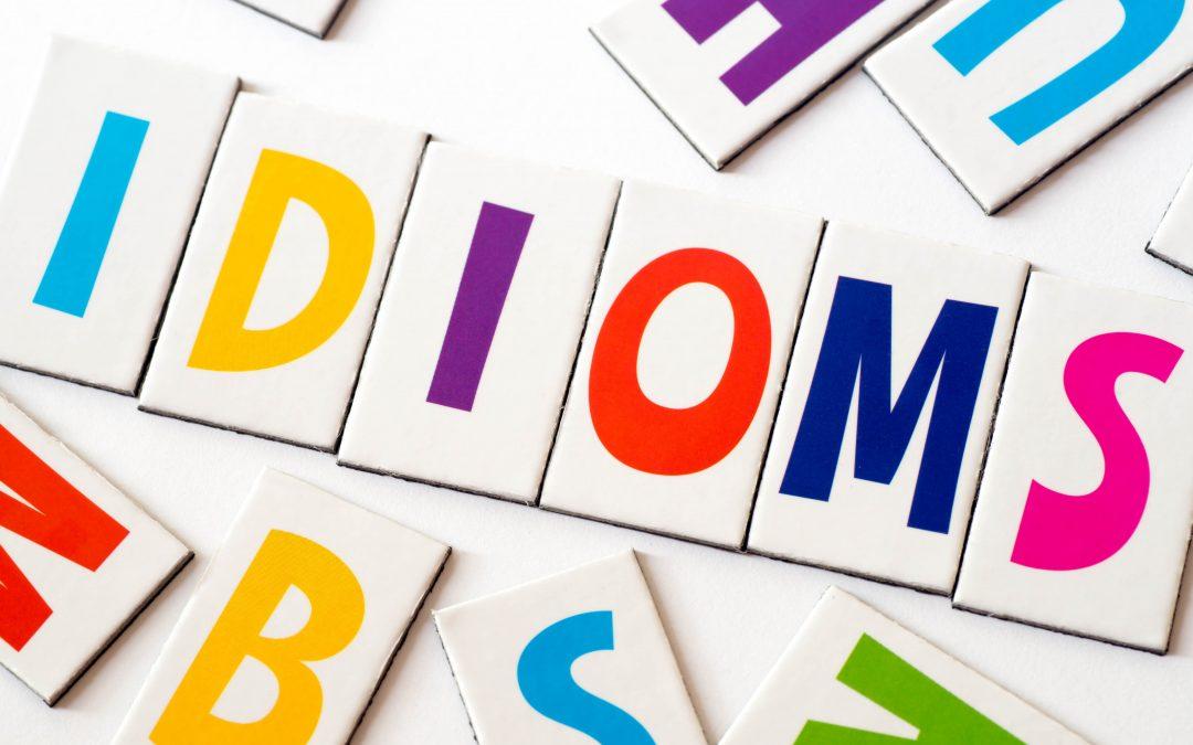 Popular Idiom and Phrases Origin