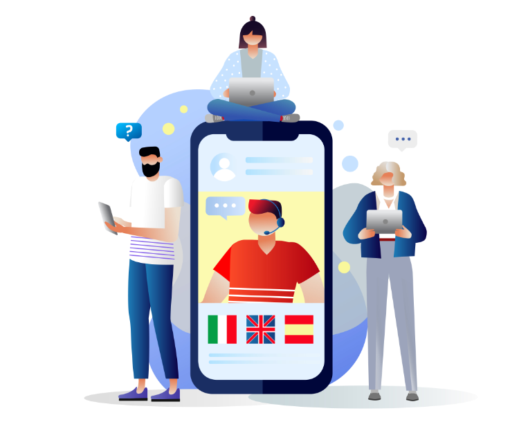 Multilingual Customer Service : Importance for Ecommerce