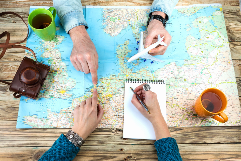 Content Strategies for the  International Travel Business