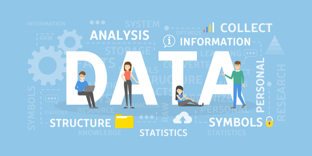 Which Industries Process the Most Collected Data